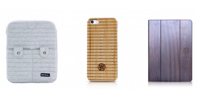 Reveal Men's Vegan iPhone and iPad Cases