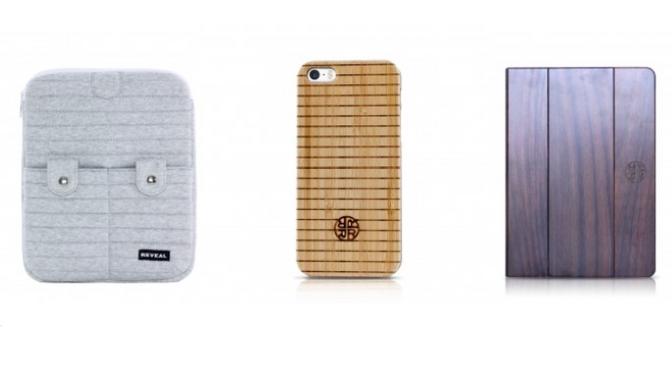 Reveal Men's Vegan iPhone and iPad Cases
