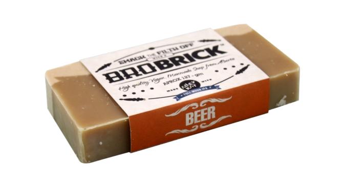 Bro Brick Vegan Men's Body Soap
