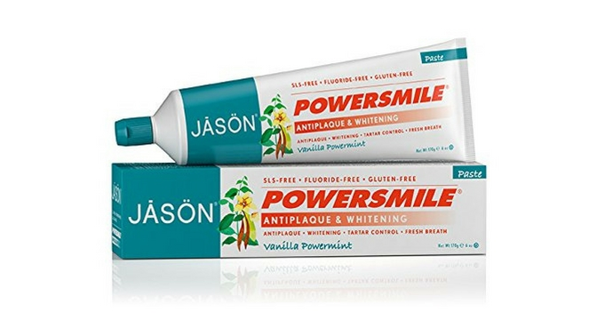 Jason Vegan Toothpaste