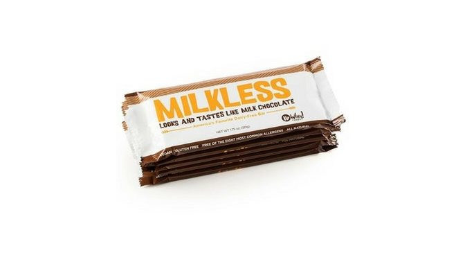 No Whey Foods No Milk Vegan Chocolate Bar