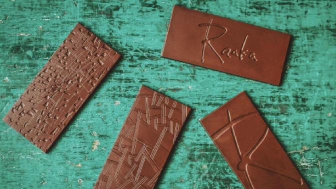 Raaka Vegan Chocolate Bars