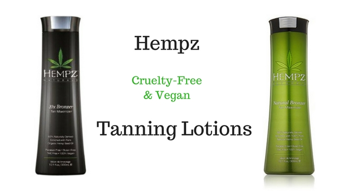 Hempz Vegan Tanning Lotion & Maximizer
