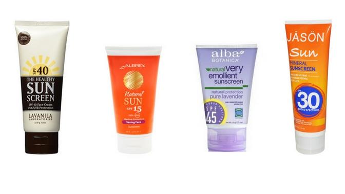 Vegan Sunscreen & Sunblock