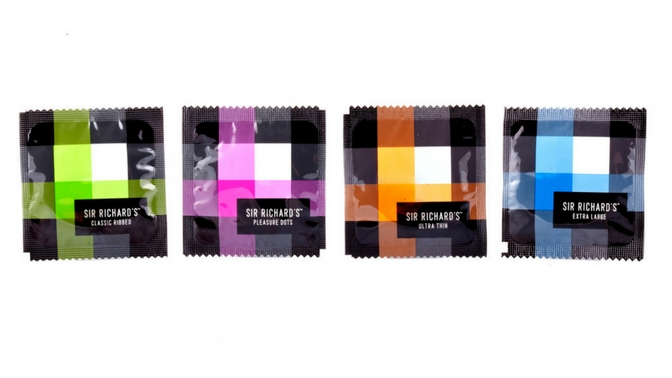 Sir Richard's vegan cruelty free condoms