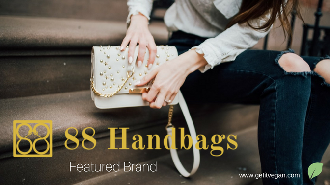 88 Handbags - Vegan Cruelty Free Handbags from LA