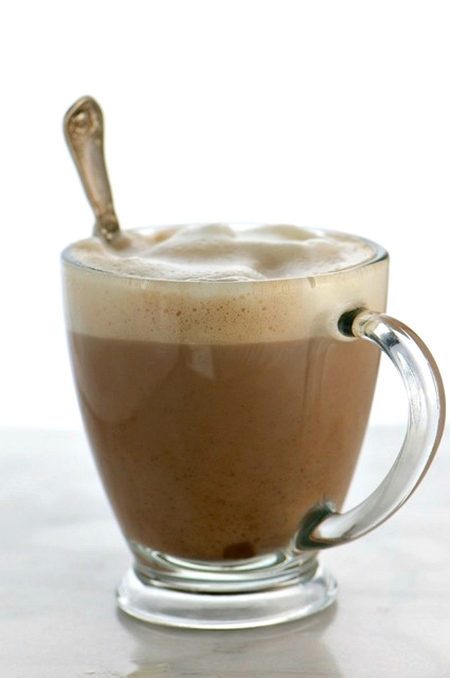 Tea Infused Hot Cocoa by Namely Marly