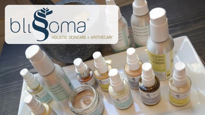 Blissoma Organic, Vegan & Cruelty-Free Skincare