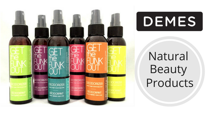 DEMES natural beauty products