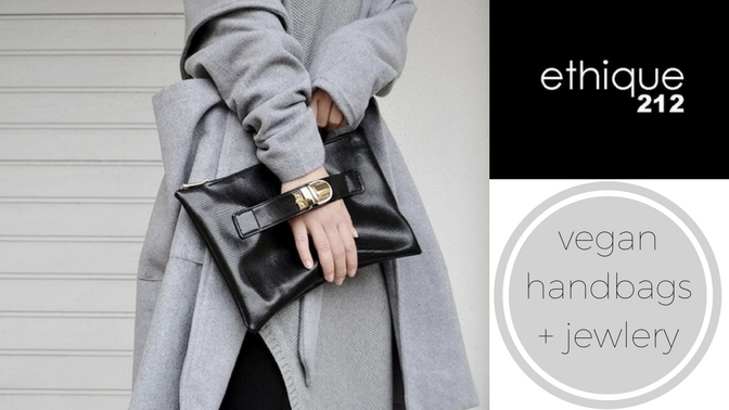Ethique 212 Vegan Handbags & Jewlery