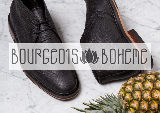 Bourgeois Boheme - Vegan & Ethical Shoes