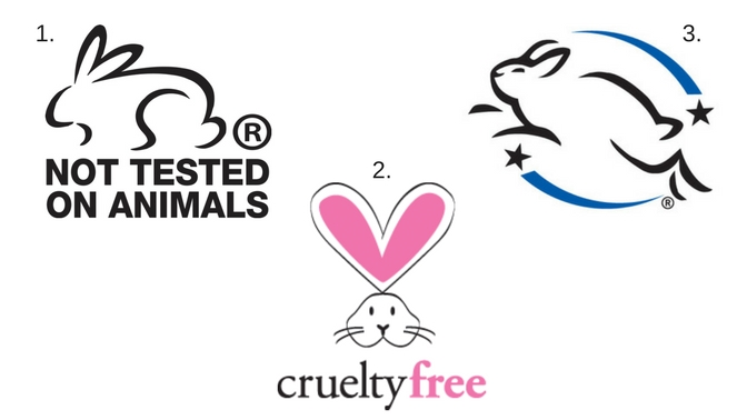 Cruelty-free certification logos from organizations you can trust
