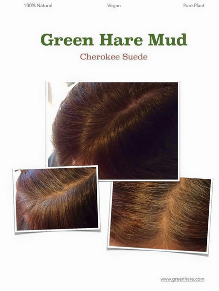 Cherokee Suede Green Hare Mud