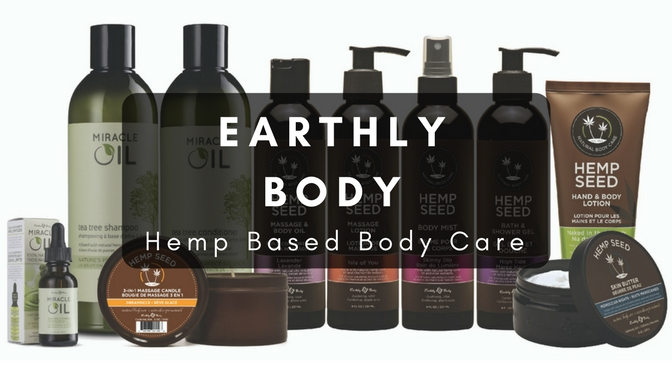 Earthly Body Hemp Based Body Care