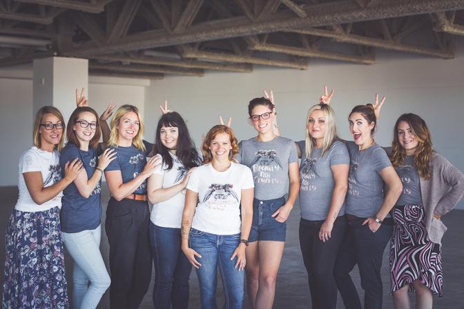 Elate Cosmetics Team