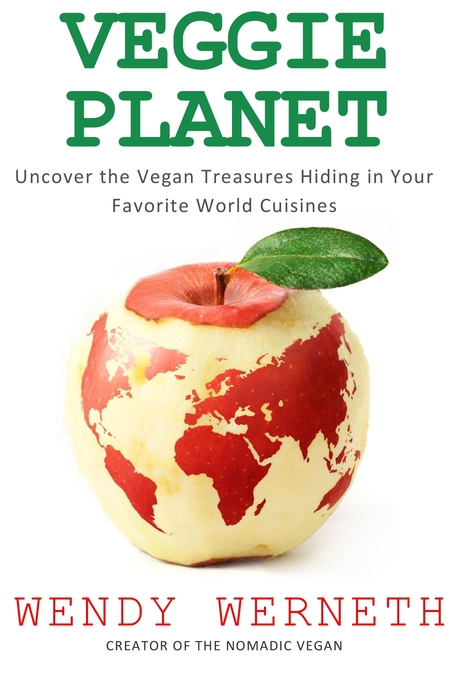 Veggie Planet Cover
