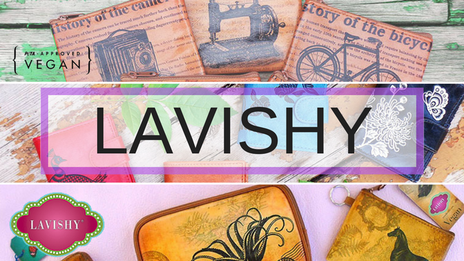 LAVISHY Vegan Accessories