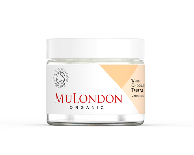 MuLondon White Chocolate Truffle Moisturizer
