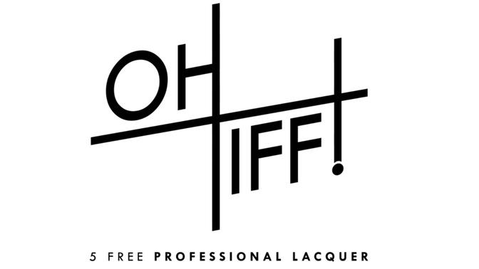 OH TIFF! Logo
